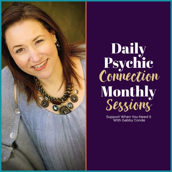 Daily Psychic Connection Monthly Sessions
