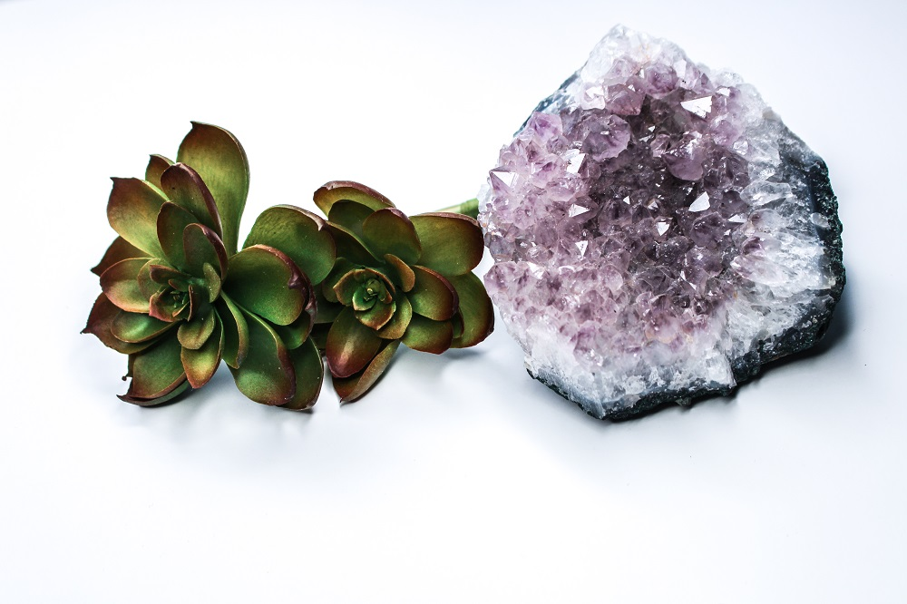 amethyst healing how to use peaceful