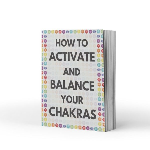 activate balance chakras ebook