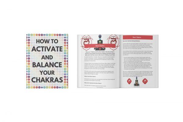 activate balance chakras ebook root chakra